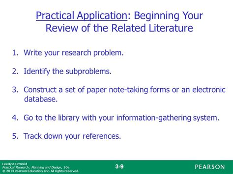 Review Of Related Literature Of Automated Voting System by Practical Research Paul D Leedy Jeanne Ellis Ormrod Ppt