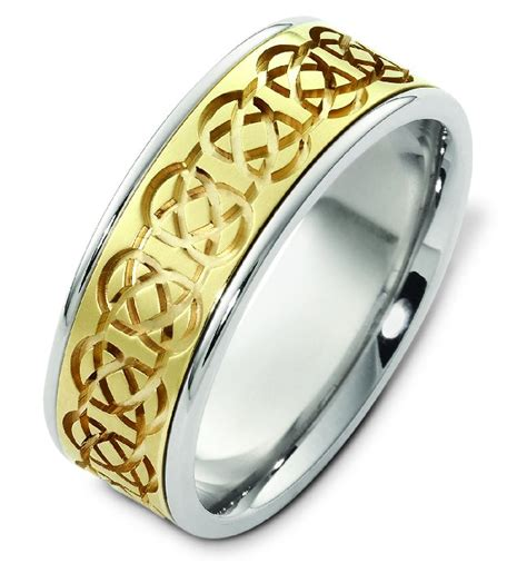 Celtic Wedding Bands by C125231 Celtic Wedding Band