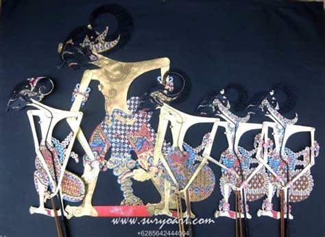 Nan Kotak Ukir Kayu Jati jual wayang kulit java handicrafts suryoart 10 11