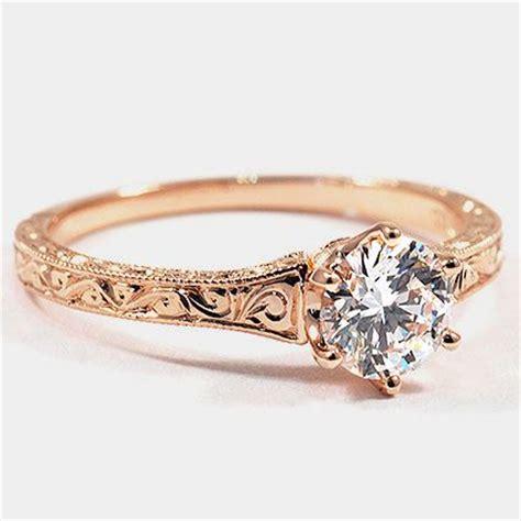 65 earth wedding rings earth friendly engagement