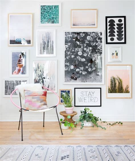 Find On By Where They Work We Ve Rounded Up Our Top 12 Favourite Gallery Walls Find