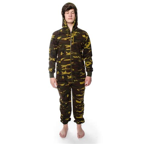 Parry Jumpsuit Shop At Banana blue banana onesies green camouflage onesie new all in one