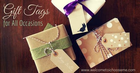 free printable gift tags for all occasions gift tags for all occasions printable set