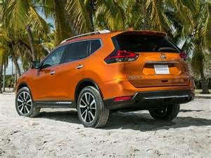 Nissan Rogue Features New 2017 Nissan Rogue Price Photos Reviews Safety