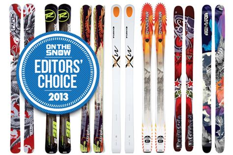 best all mountain ski 2013 editors choice the best s all mountain skis
