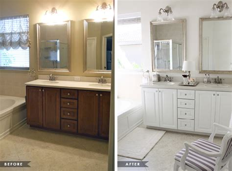 bathroom updates before and after glamorous master bathroom update house mix