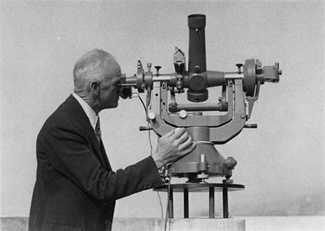 a not so portable theodolite | quality digest