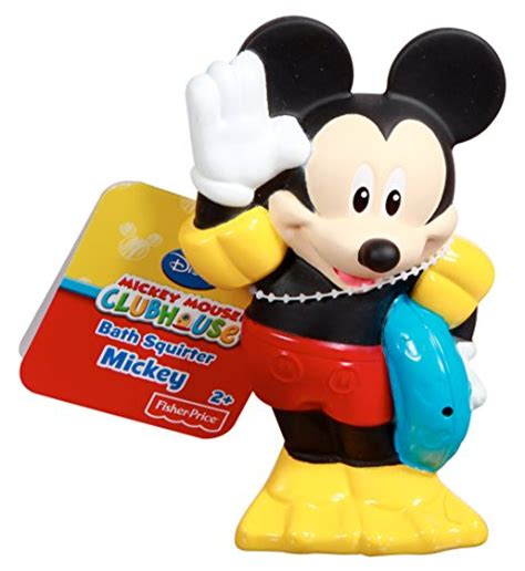 mickey mouse clubhouse bathroom fisher price disney mickey mouse clubhouse bath squirter mickey cameras optics