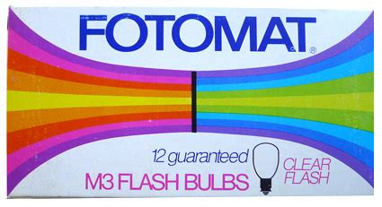 m3 flashbulbs for polaroid land cameras.. polaroid madness