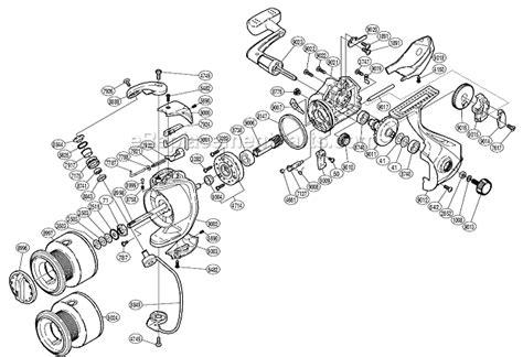 shimano stradic parts diagram shimano sy 4000fi parts list and diagram