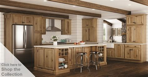 hickory kitchen cabinets natural characteristic materials hton bay hton assembled 36x34 5x24 in sink base