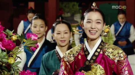 film romantis kerajaan sinopsis drama dan film korea dong yi episode 55
