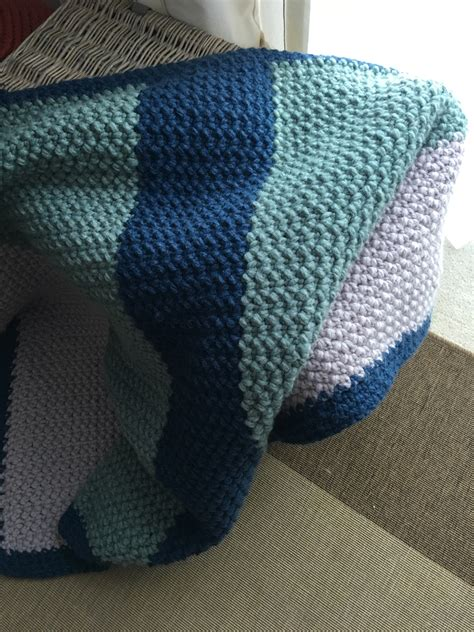 Handmade Throws - handmade crochet throw