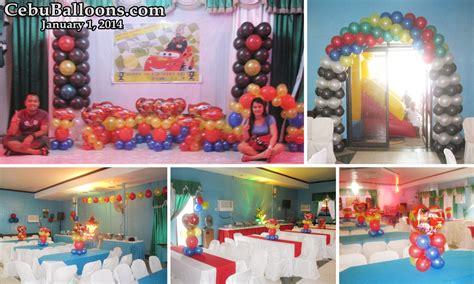 Lightning Decoration Cars Lightning Mcqueen Cebu Balloons And Supplies