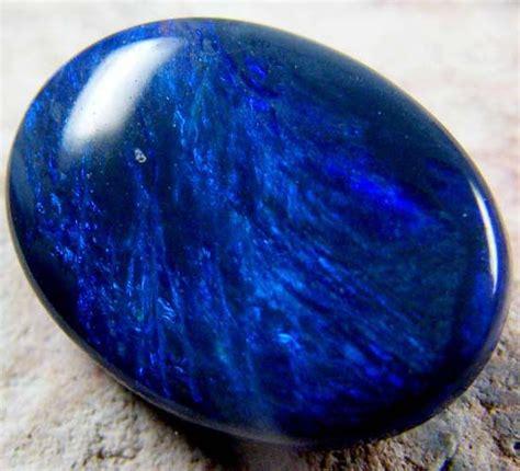 blue opal australian black opal blue 2 05 cts gemstones