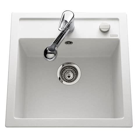 Evier Granit Blanco by 201 Vier Granit Blanc Blanco 1 Bac 515x510 Blancodalago