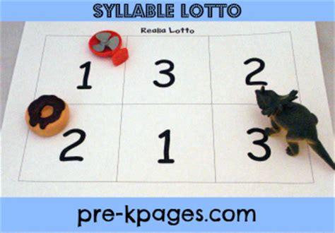 printable syllable games how to teach phonological awareness skills