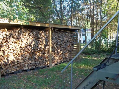 Firewood Rack Roof by Anyone Got Some Pics Of Firew Yesterday S Tractors