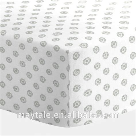 pattern jersey sheets 100 cotton jersey knit fitted crib sheet buy crib sheet