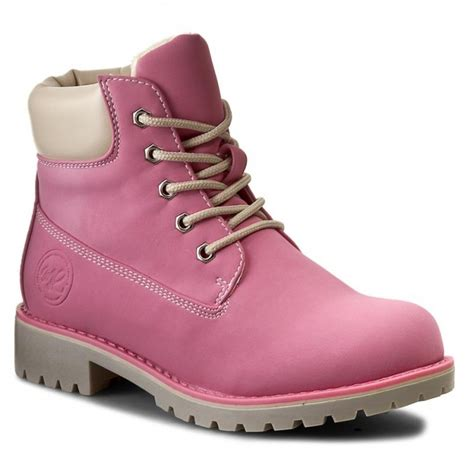 hiking boots magic cs722 6 pink trekker boots