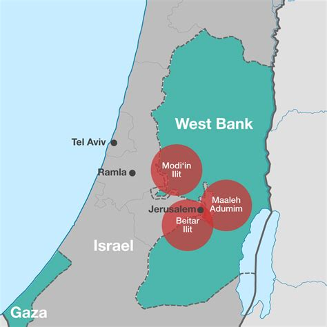 is west bank part of israel palestine 50 years of an illegal occupation and