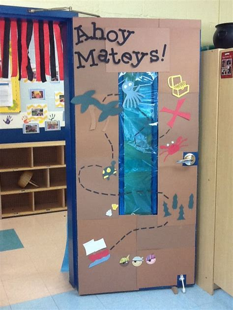 pirate themed door decorations best 25 pirate door ideas on pirate theme