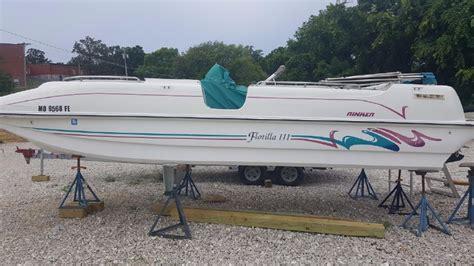 flotilla boat rinker flotilla for sale waa2
