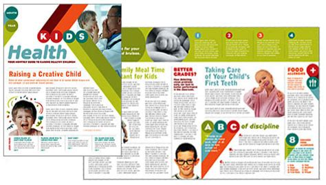 graphic design layout and style articles publication design type faces that send the message