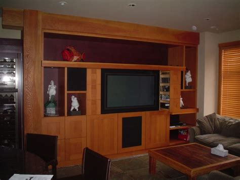 Wall Units With Fireplace And Tv by Whistler Project