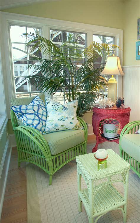 sun porch in colors coastal decor ideas sunroom