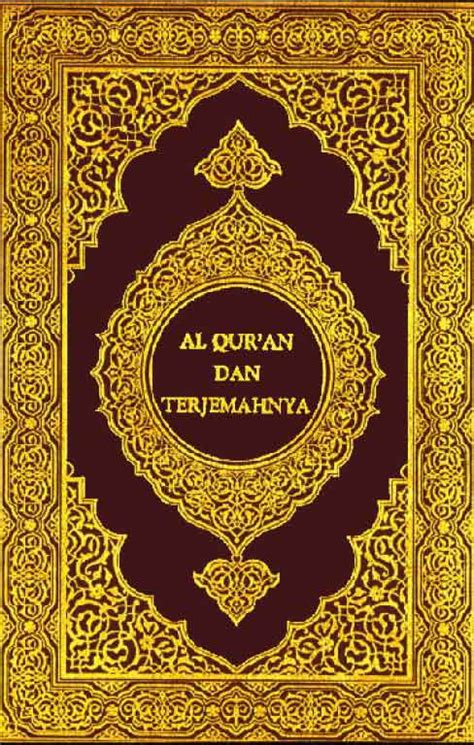 my book about the qur an books al qur an dan terjemahnya