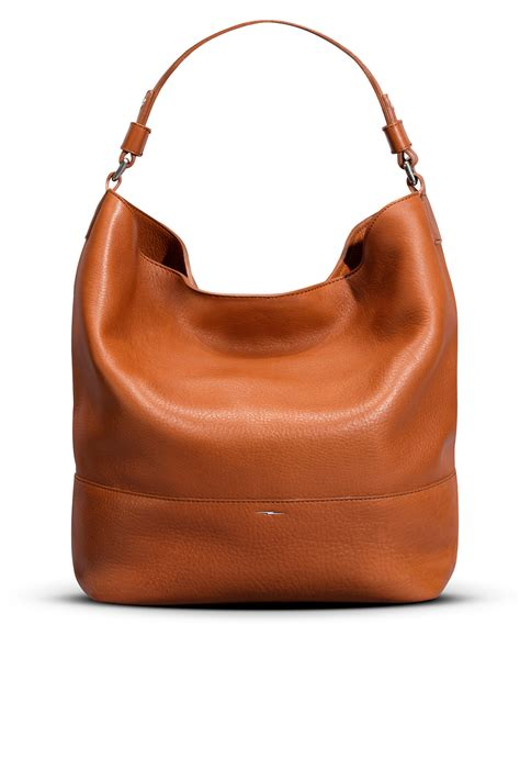 Handmade Leather Bags Australia - relaxed hobo by shinola for 150 rent the runway