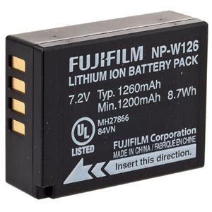 fujifilm np w126 battery for digital cameras 16225858