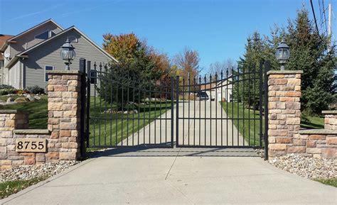 iron gates home depot wrought iron gates