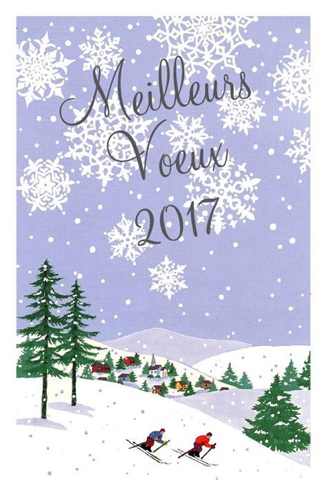 Cate De Voeux Gratuites by Jolies Cartes Meilleurs Vœux 2018 224 Imprimer