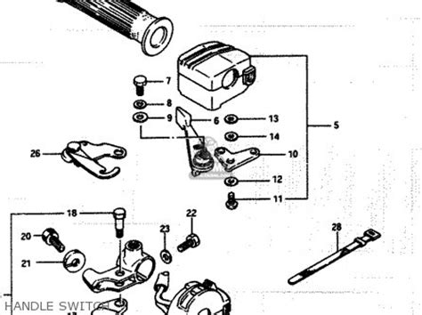 parts for 1994 suzuki swift wiring diagram and fuse box