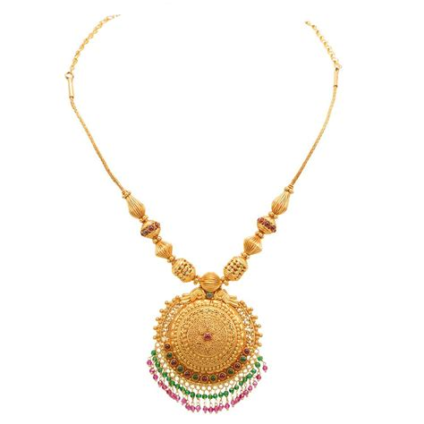 How To Buy Gold Jewelry 2 by Buy Joyalukkas 22k Gold Necklace At Low Prices In