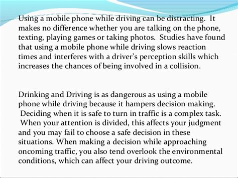 Cell Phones And Driving Essay by Texting And Driving Essay Texting While Driving Persuasive Essay Ayucar