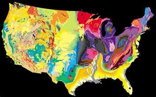 geological map of america usgs open file report 00 443