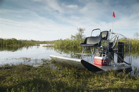 airboat motors how to build an airboat mower engine for a canoe our