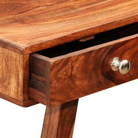 console in legno tavolo console in legno sheesham vintage 76 cm vidaxl it