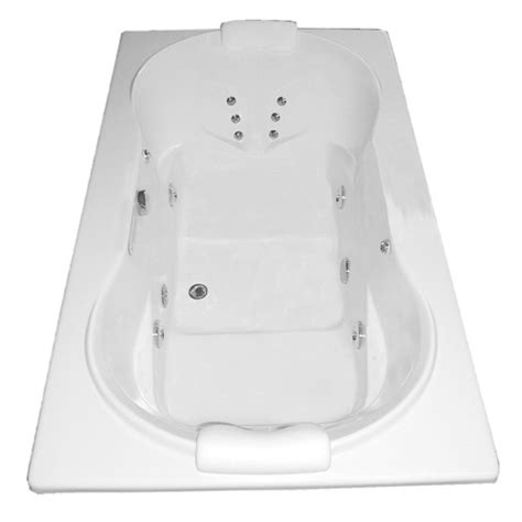 Mansfield Bathtubs by Mansfield Brighton Whirlpool Bathtub Jetted Tub