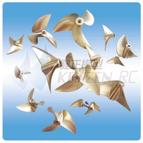 speed boat propeller cnc propellers brass for racing boat speed boat model