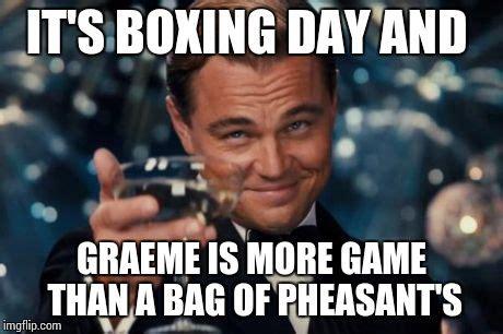 Boxing Day Meme - leonardo dicaprio cheers meme imgflip