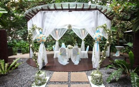 Garden Wedding Decorations Ideas Fashion On The Outdoor Wedding Decorations