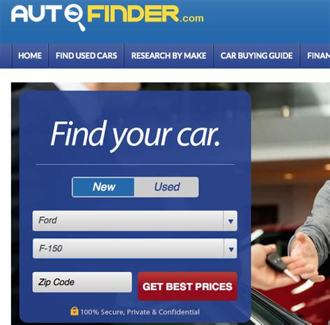 Auto Finder by Improve Your Odds With A Used Car Finder Autofinder