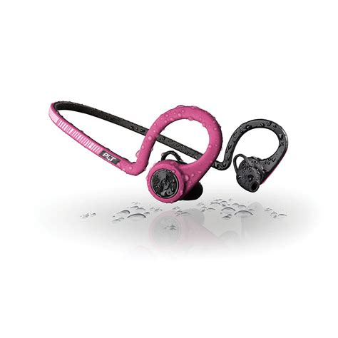 Plantronics Bluetooth Headset Backbeat Fit Fuchsia T0210 backbeat fit fit fuchsia k 248 b plantronics billigt hos zinuss