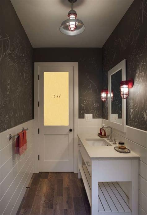 galley style closet bathroom bridge