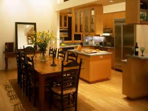 Kitchen Room Interior by Kitchen Dining Room Decobizz Com