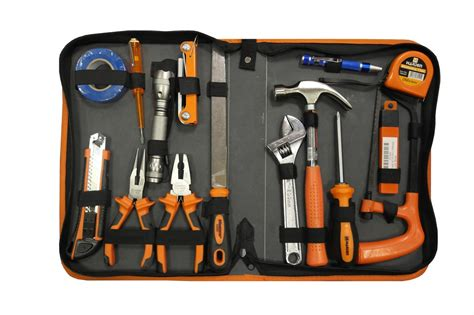 26 basic home or car tool kit